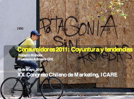 Consumidores 2011: Coyuntura y tendencias.
