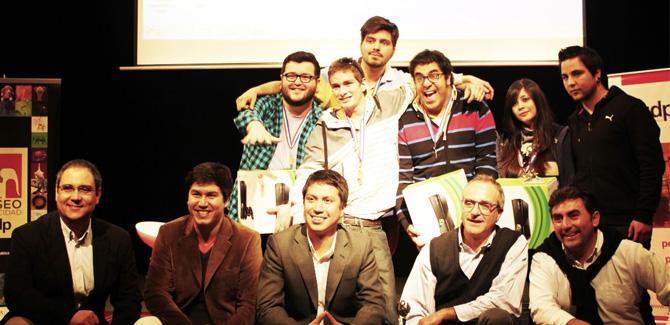 Ganadores Capotop 2012