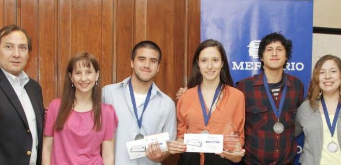 Estudiantes de Publicidad UDP obtienen segundo lugar en Concurso de El Mercurio