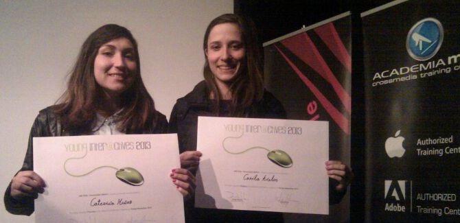 Destacada participación de Publicidad UDP en concurso Young Interactives