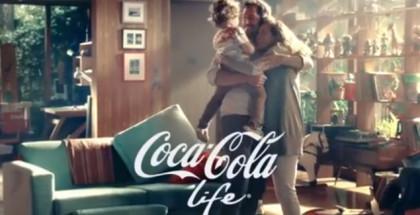 Cocacola Life