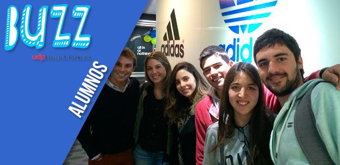 Alumnos de Branding Estratégico: ADIDAS