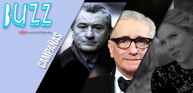 Cine y Publicidad: Martin Scorsese