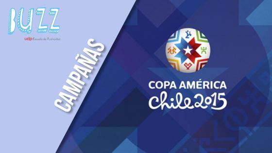 Imagen corporativa Copa América Chile 2015