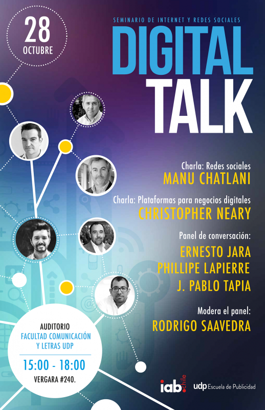 Streaming Seminario Digital Talk