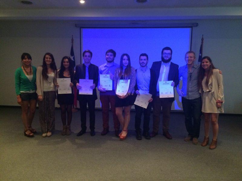 Agencia de cuarto año gana proyecto ASECH