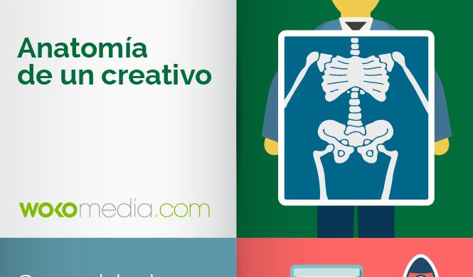 La anatomía de un creativo