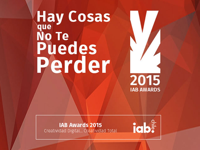 IAB Awards 2015 – Creatividad Digital