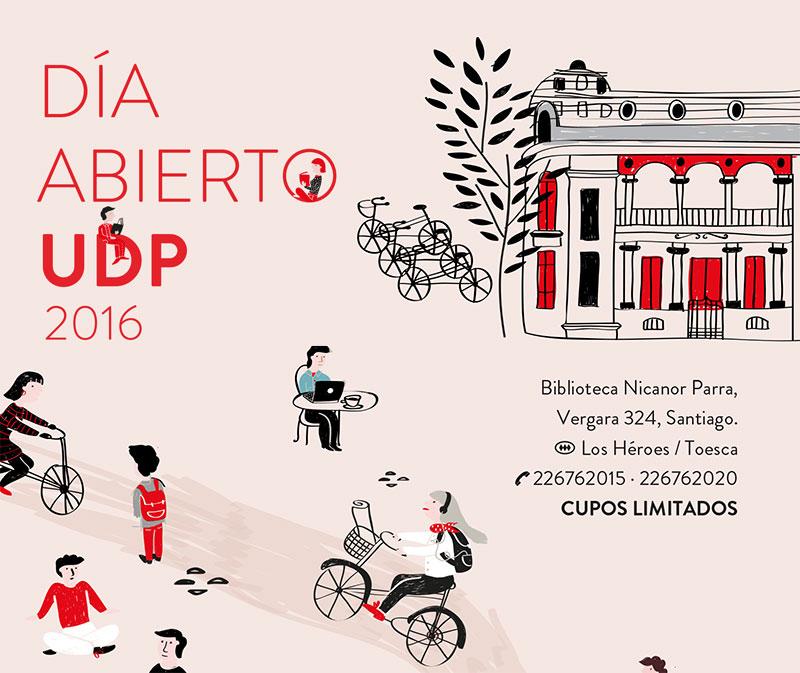 Día Abierto UDP 2016