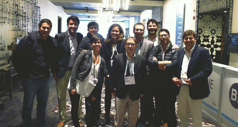 El exitoso evento B2B Online tuvo la presencia de un profesor de la UDP,  Sebastián Hercovich.