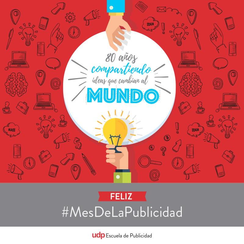 Feliz #MesDeLaPublicidad