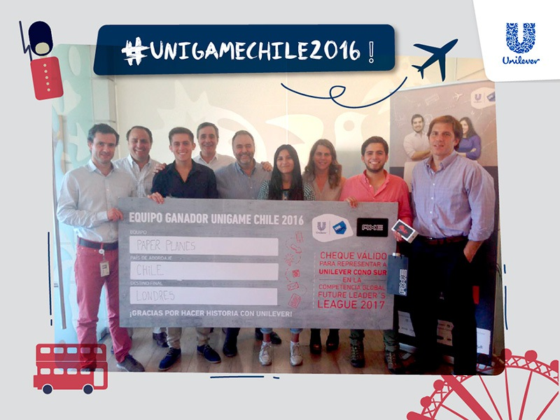 ¡Ganadores Unigame Chile 2016!