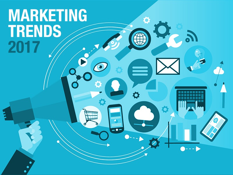 Tendencias de marketing para el 2017