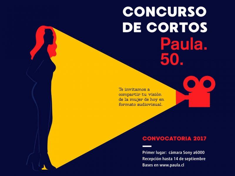 Concurso de Cortos Paula 50