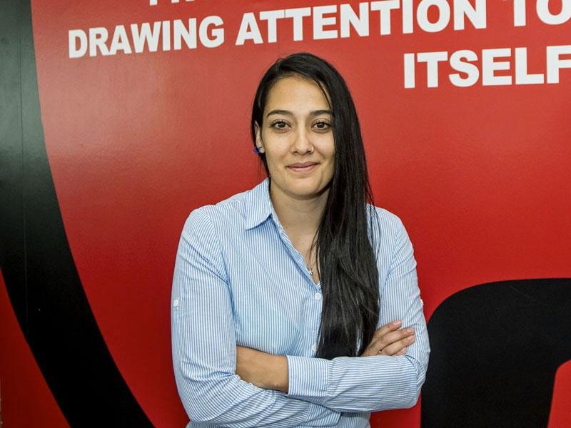 Michelle Guichard es la nueva DGC de Ogilvy Chile