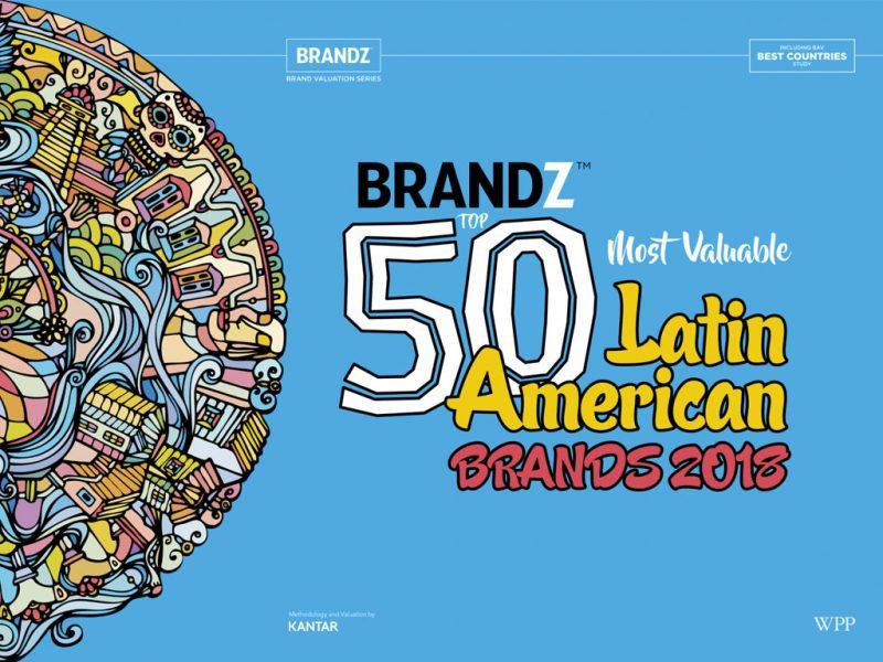 Las marcas más valiosas de Chile y Latinoamérica