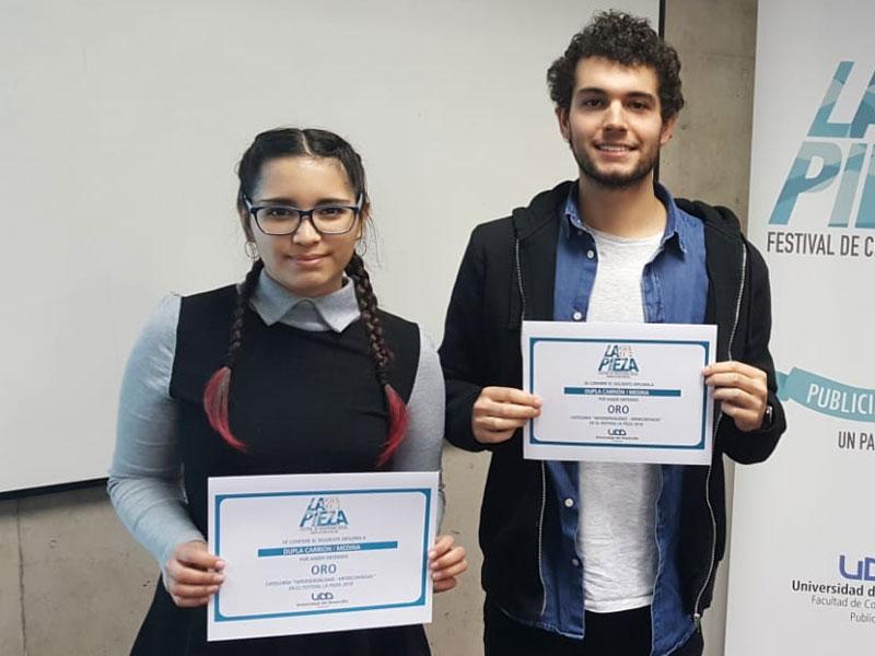 La Pieza 2018: Cuatro duplas y cinco premios