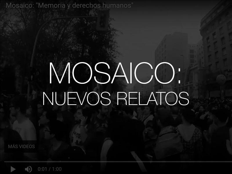 Proyecto Mosaico, Nuevos Relatos