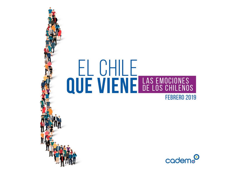 Las emociones de los chilenos
