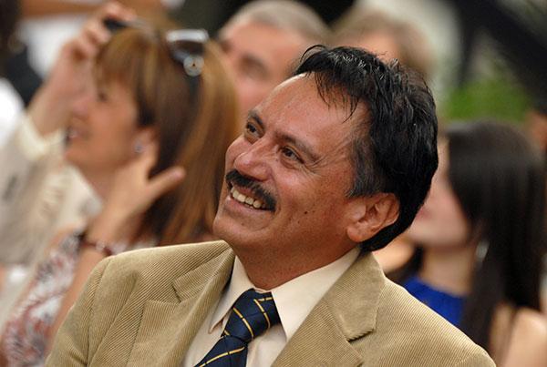 Homenaje al profesor Julio Quintana
