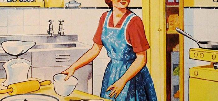 Estereotipo de las madres en la publicidad
