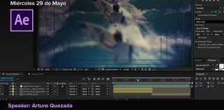 Webinar Gratuito sobre Herramientas Creativas en After Effects