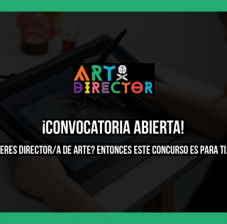 Tenemos representante para Art Director 2019